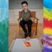 Malovat se dá i nohama, říká Lucie Pařilová